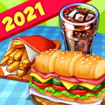 Hells Cooking crazy burger kitchen fever tycoon 1.43 MOD Unlimited Money