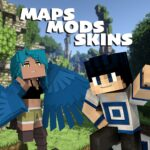 Mods Skins Maps for Minecraft PE 1.5 MOD Unlimited Money