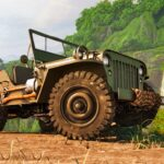 Offroad Jeep Driving Racing stunts 2.1.0 MOD Unlimited Money