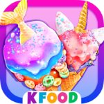 Unicorn Chef Mermaid Cooking Games for Girls 2.2 MOD Unlimited Money