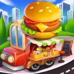 Cooking Travel – Food truck fast restaurant 1.1.5 MOD Unlimited Money
