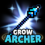 Grow ArcherMaster – Idle Action Rpg 1.1.0 MOD Unlimited Money