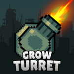 Grow Turret – Idle Clicker Defense 7.5.1 MOD Unlimited Money