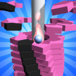 Helix Stack Jump 1.08 MOD Unlimited Money