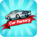 Idle Car Factory Car Builder Tycoon Games 2021 12.8.2 MOD Unlimited Money
