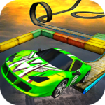 Impossible Stunt Car Tracks 3D 1.5 MOD Unlimited Money