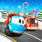 Leo the Truck 2 Jigsaw Puzzles Cars for Kids 1.0.10 MOD Unlimited Money