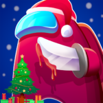 Red Imposter Nightmare Christmas 1.0.8 MOD Unlimited Money