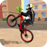 Wheelie Bike 3D – BMX stunts wheelie bike riding 1.0 MOD Unlimited Money
