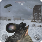 World War 2 Winter Heroes – Free Shooting Games 1.2.2 MOD Unlimited Money