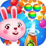 Bubble Pink Bunny Animal Forest 1.0.6 MOD Unlimited Money