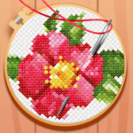 CROSS-STITCH COLORING BOOK 0.200.330 MOD Unlimited Money