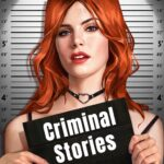 Criminal Stories Detective games with choices 0.1.8 MOD Unlimited Money