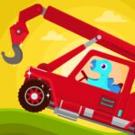 Dinosaur Rescue – Truck Games for kids Toddlers 1.1.0 MOD Unlimited Money