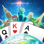 Solitaire Tripeaks Travel The World 0.0.3 MOD Unlimited Money