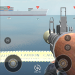 Defense Ops on the Ocean Fighting Pirates 1.7 MOD Unlimited Money
