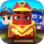 Mighty Express – Play Learn with Train Friends 1.3.1 MOD Unlimited Money