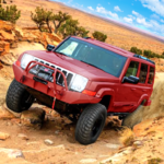 4×4 Suv Offroad extreme Jeep Game MOD Unlimited Money