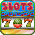 Classic 777 Fruit Slots -Vegas Casino Slot Machine 1.3.4 MOD Unlimited Money