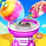 Cotton Candy Shop – Cooking Game 6.3.5038 MOD Unlimited Money