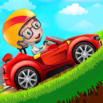 Kids Car Hill Racing Games For Boys 3.5 MOD Unlimited Money