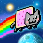 Nyan Cat Lost In Space MOD Unlimited Money