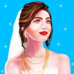 Real wedding stylist makeup games for girls 2020 1.0.10 MOD Unlimited Money