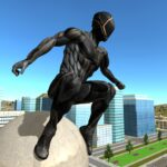 Super Hero Rope Crime City 1.05 MOD Unlimited Money