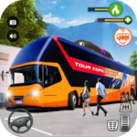 Tourist Coach Highway Driving 1.0.6 MOD Unlimited Money