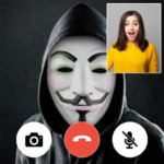 Anonymous Fake Call MOD Unlimited Money