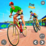 BMX Bicycle Rider – PvP Race Cycle racing games MOD Unlimited Money