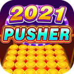 Coins Pusher – Lucky Slots Dozer Arcade Game MOD Unlimited Money