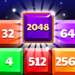 Drop Numbers 2048 MOD Unlimited Money