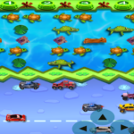 Frogger Arcade Super Classic 1980s Retro Fun MOD Unlimited Money