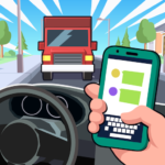 Text And Drive MOD Unlimited Money
