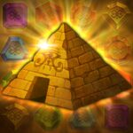 The magic treasures Pharaohs empire puzzle MOD Unlimited Money