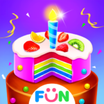 Bake Cake for Birthday Party-Cook Cakes Game MOD Unlimited Money