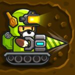 Popos Mine – Idle Mineral Tycoon MOD Unlimited Money