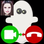 ghost fake video call game MOD Unlimited Money