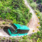 Offroad Mountains Bus Driving SimulatorCoach Game MOD Unlimited Money