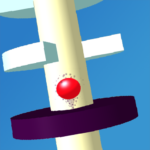 Rise On Top Helix Ball Jump 2019 MOD Unlimited Money